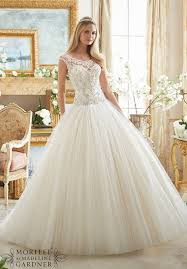 Mori Lee Wedding Dresses There U0027s A Mori Lee Wedding Gown For Every Bride