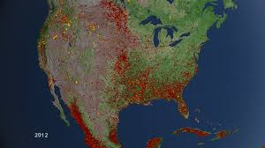 Colorado Wildfire Risk Map by Nasa Climate Models Project Increase In U S Wildfire Risk