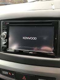 kenwood ddx 4023bt 6 1 u201d double din dvd usb bluetooth car stereo