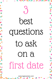 Great Questions To Ask A 3 Best Questions To Ask On A Date Lape Soetan
