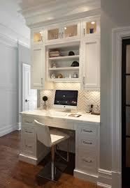 Built In Desk Ideas Adorable Remarkable Brilliant Kitchen Desk Ideas Built In