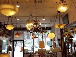 Vintage Lighting Fixture Antique Store Vintage Lighting Repair Restoration Furniture
