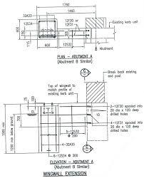 design criteria tmr drafting design and presentation standards
