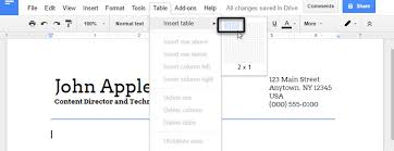 google doc templates resume google resume templategoogle cv