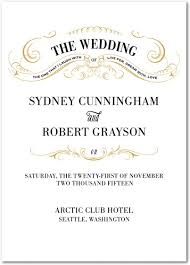 wedding ceremony program paper stunning simple wedding ceremony program gallery styles ideas