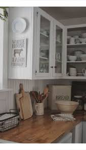 78 best images about farmhouse kitchen decor ideas on pinterest if you have always loved the look of a farmhouse inspired kitchen but arent ready to rip out your old or new cabinets and countertops there is a way to