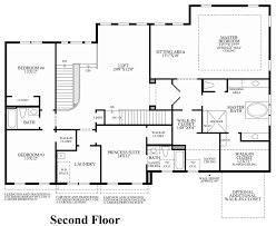 Traditional Floor Plan Estates At Bamm Hollow The Hollister Home Design