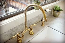 brass kitchen faucet unlacquered brass kitchen faucet kitchen aid recipes