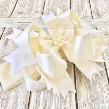 beautiful bows boutique buy pearl christening headband bow online at beautiful bows boutique