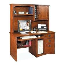 mission style computer desk kathy ireland home office furniture mission style computer desk new