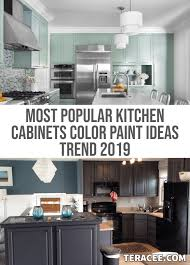 most popular color for kitchen cabinets 2019 33 most popular kitchen cabinets color paint ideas trend