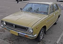 toyota car garage file 1976 toyota corolla ke30r cs sedan 01 jpg wikimedia commons