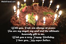 dad birthday sayings
