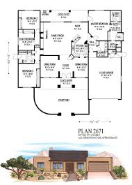 3500 4000 sq ft homes glazier house plans with walkout basement