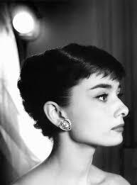 hepburn earrings pin by deborah heilborn on elegance hepburn