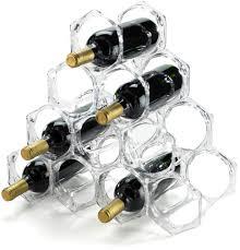 oxo good grips 5 bottle modular wine rack