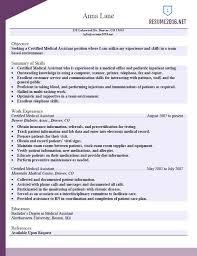 Medical Office Assistant Resume Sample Medical Resume Professional Medical Assistant Resume Sample