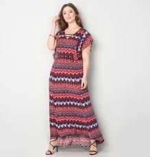 chevron maxi dress womens plus size chevron maxi dresses from avenue