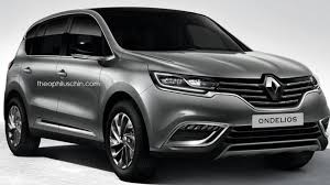 renault suv 2015 renault ondelios rendered as a future flagship suv