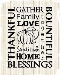 thanksgiving prints