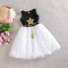 aliexpress com buy 2017 gold star kids girls dresses summer baby