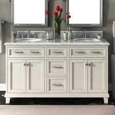 carolina 60 white double sink vanity by lanza lanza carolina 60 double bathroom vanity set wayfair