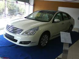 nissan teana discontinued in india team bhp