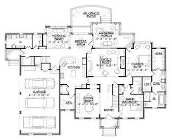 6 bedroom house floor plans 37 best house plans images on house plans