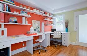 home office colors how to add splashes of color to your home office