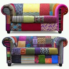 sofa patchwork best 25 patchwork sofa ideas on pink room