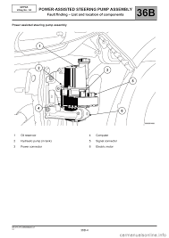 renault kangoo power steering wiring diagram efcaviation com