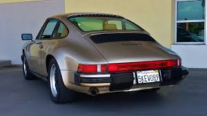 1986 porsche 911 carrera coupe paint to sample german cars for