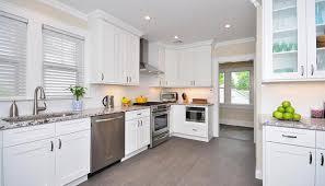 Shaker Kitchen Cabinets White Shaker Kitchen Cabinets