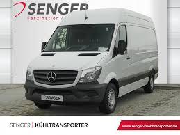 Senger Bad Oldesloe Mercedes Benz Sprinter 311 Cdi L1h1 Frischdienst Neu Auto Senger