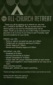 all church retreat information u2014 mercy hill church