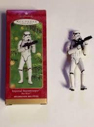 hallmark wars ornaments ebay