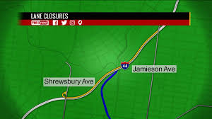 Modot Road Conditions Map Modot Closes Two Wb Lanes On I 44 Between Jamieson Shrewsbury