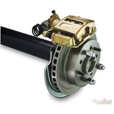 Dodge Ram 97 - stainless steel brakes ssbc rear disc brake conversion kit for 94