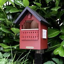 balcony nesting box u2013 balcony bird house u2013 wildlife garden