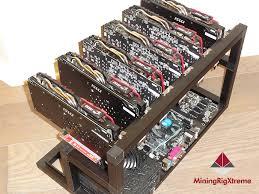 miningrigxtreme mining rig frame btc ethereum dash litecoin monero