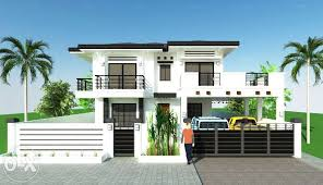 2 Storey Modern Small Houses With Gate Philippines – Modern House