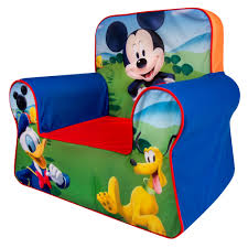 mickey mouse chair covers spin master marshmallow furniture marshmallow comfy chair mickey