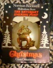 norman rockwell ornament ebay