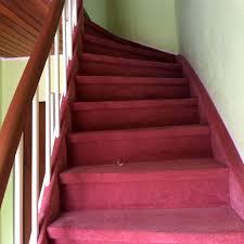 treppe teppich treppenrenovierung vorher nachher nr 4 parkett remel in datteln