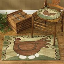 Country Hooked Rugs Hen U0026 Eggs Hooked Rug 24x36 U2013 Dl Country Barn