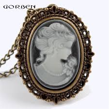 ladies necklace watch images Fashion silver hollow quartz heart shaped pocket watch necklace jpg