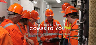when opportunity comes to you saskpower