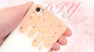 diy phone cover super easy and cute youtube