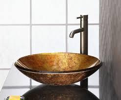 vessel sinks bathroom ideas glass vessel sinks for bathrooms