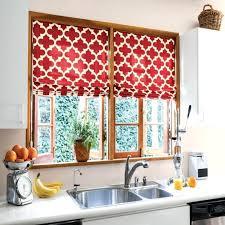 yellow kitchen curtains valances large size of retro kitchen
